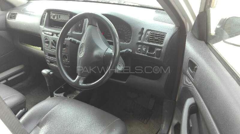 Toyota Probox F 2006 Image-4