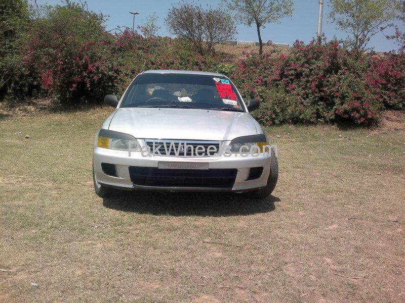 Honda City EXi S 2002 Image-3