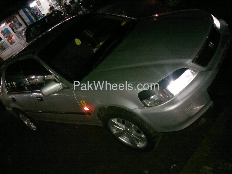 Honda City EXi S 2002 Image-6