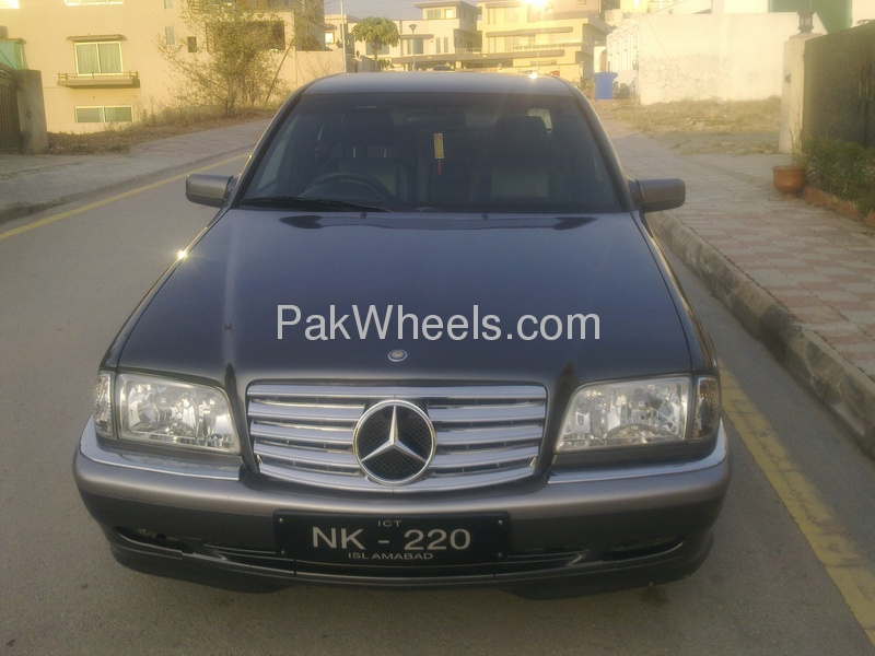 Mercedes benz c class c220 1999 for sale in islamabad for Mercedes benz c class 1999 for sale