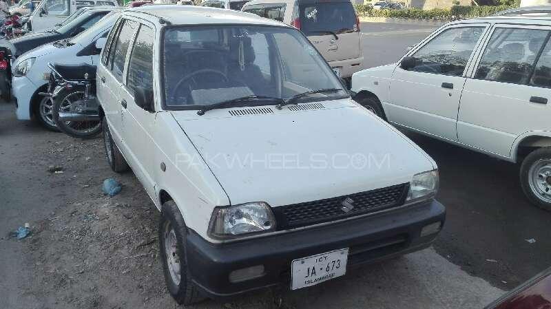 Suzuki Mehran 2005 Image-7