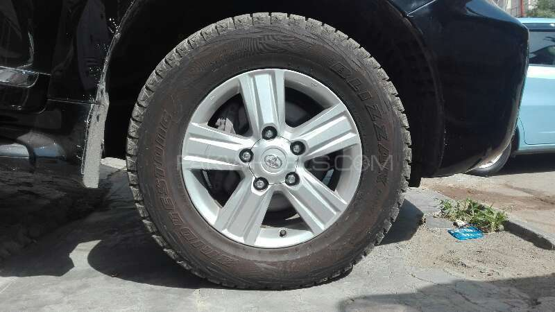 Toyota Land Cruiser AX 2012 Image-10