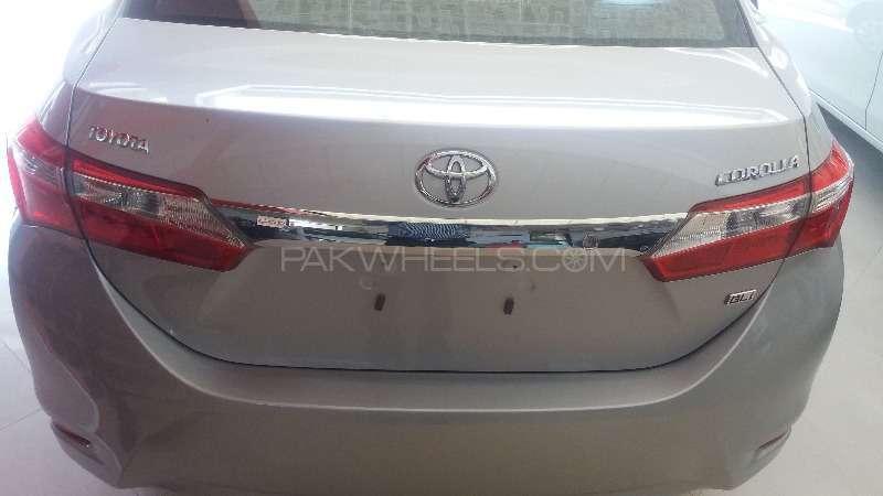 Toyota Corolla GLi 1.3 VVTi 2016 Image-5