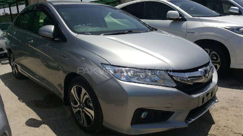 Honda Grace Hybrid EX 2015 Image-4