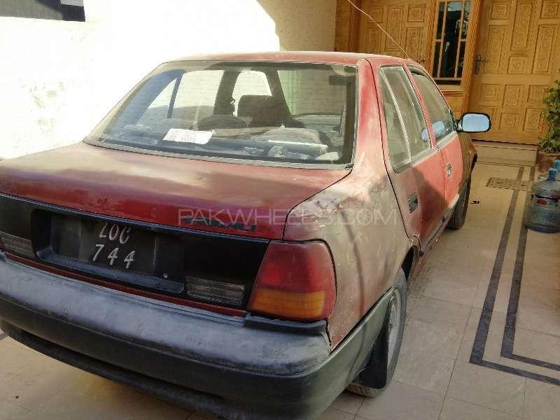 Suzuki Margalla 1990 Image-3