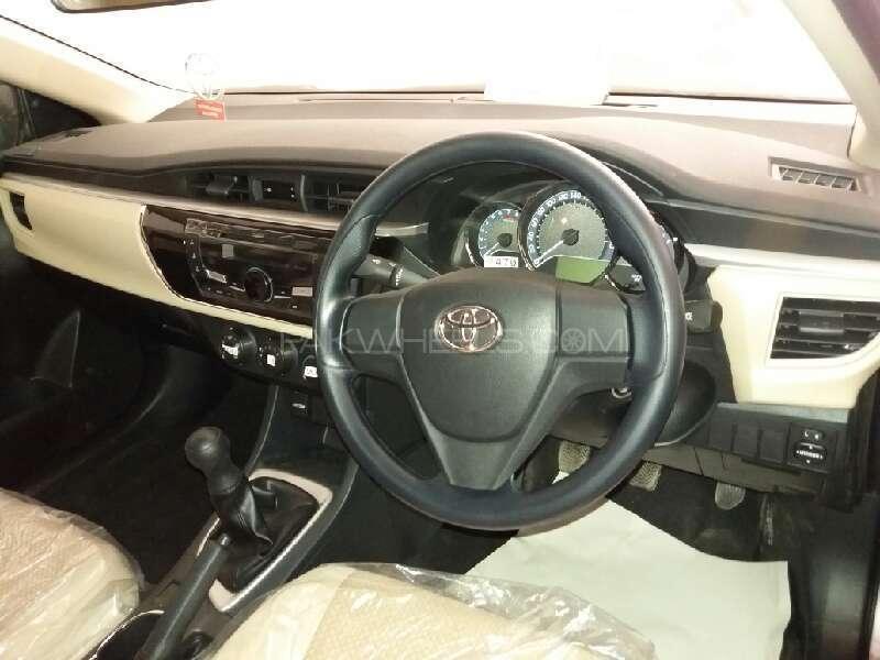 Toyota Corolla GLi 1.3 VVTi 2016 Image-7