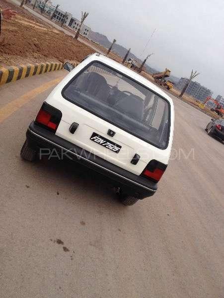 Suzuki Mehran VX 1990 Image-3