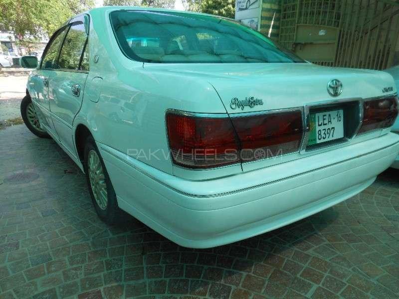 Toyota Crown Athlete 2003 Image-5