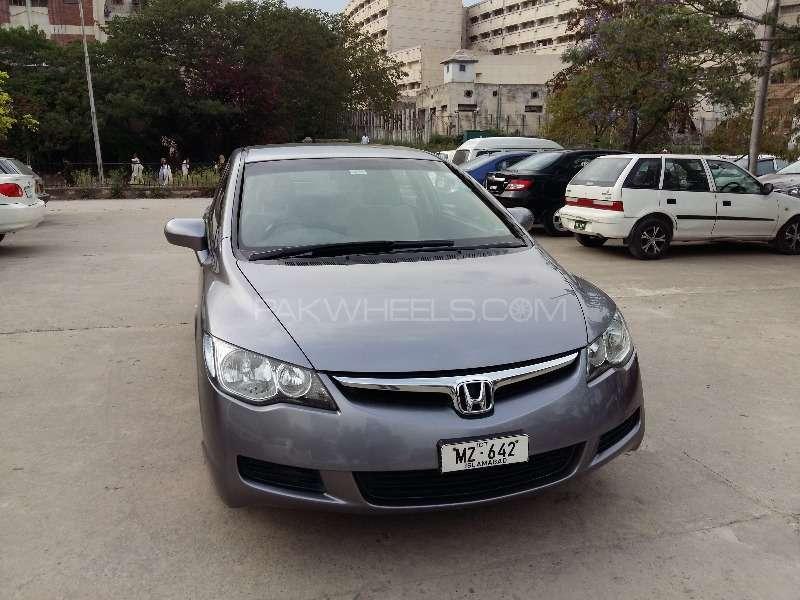 Honda Civic VTi Prosmatec 1.8 i-VTEC 2008 Image-7