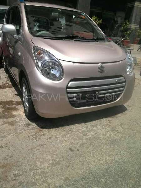 Suzuki Alto Eco 2014 Image-1