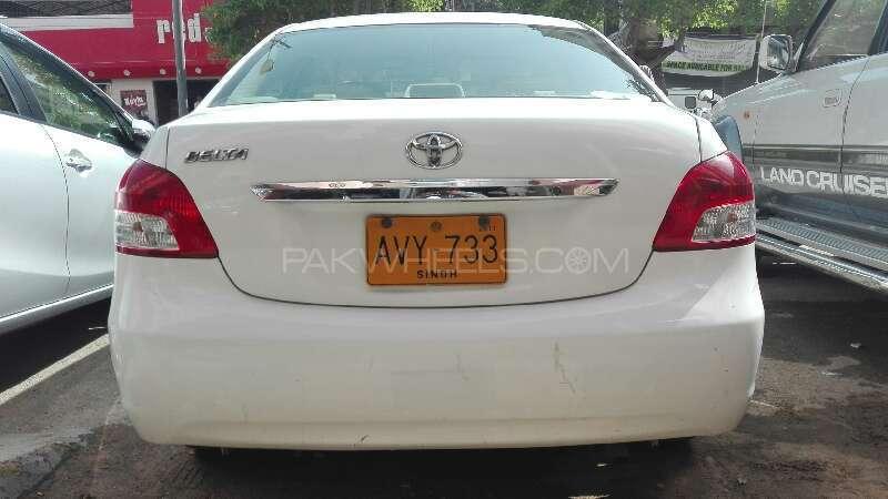 Toyota Belta X 1.0 2006 Image-3