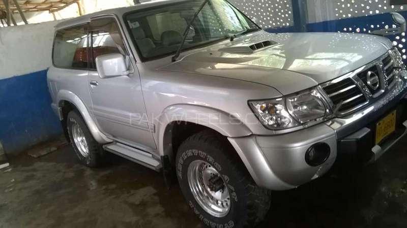 Nissan Safari 1997 For Sale In Karachi Pakwheels