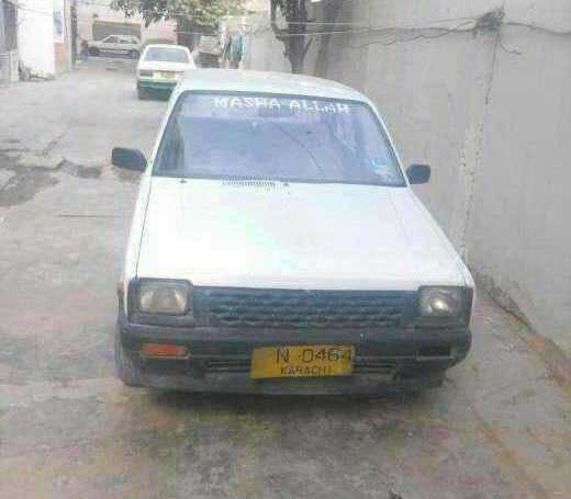 1000 Ideas About Subaru Justy On Pinterest: Subaru Justy 1985 For Sale In Karachi
