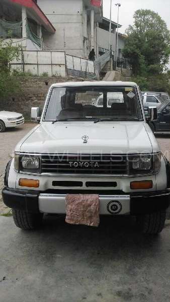 toyota land cruiser 1996 for sale in murree pakwheels. Black Bedroom Furniture Sets. Home Design Ideas