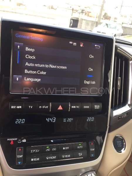 Toyota Land Cruiser 2016 Image-9