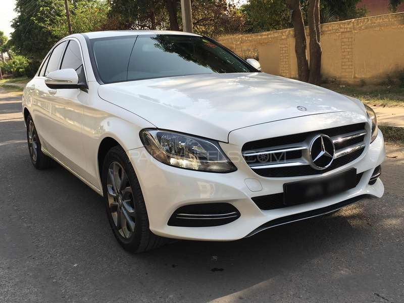 Mercedes benz c class c180 2015 for sale in islamabad for Mercedes benz new cars 2015