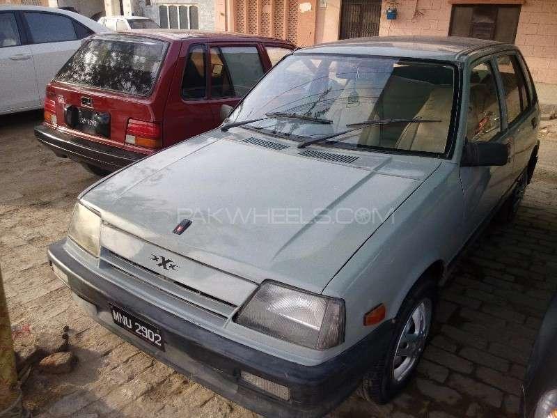 Suzuki Khyber GA 1996 Image-2