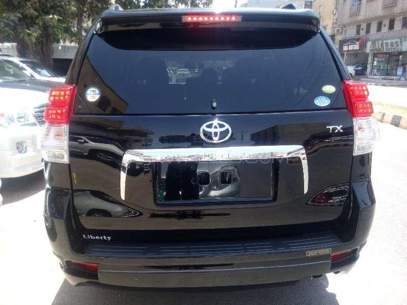 Toyota Prado TX Limited 2.7 2011 Image-14