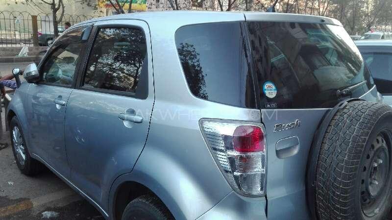 Toyota Rush 2009 Image-6