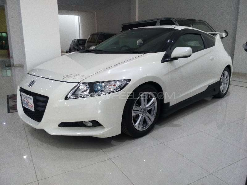 Honda CR-Z Sports Hybrid Alpha 2012 Image-1