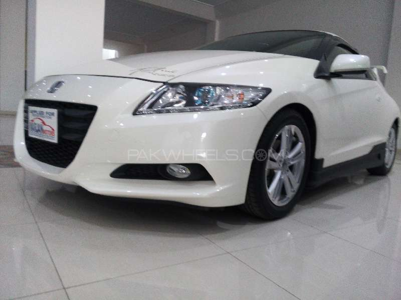 Honda CR-Z Sports Hybrid Alpha 2012 Image-2