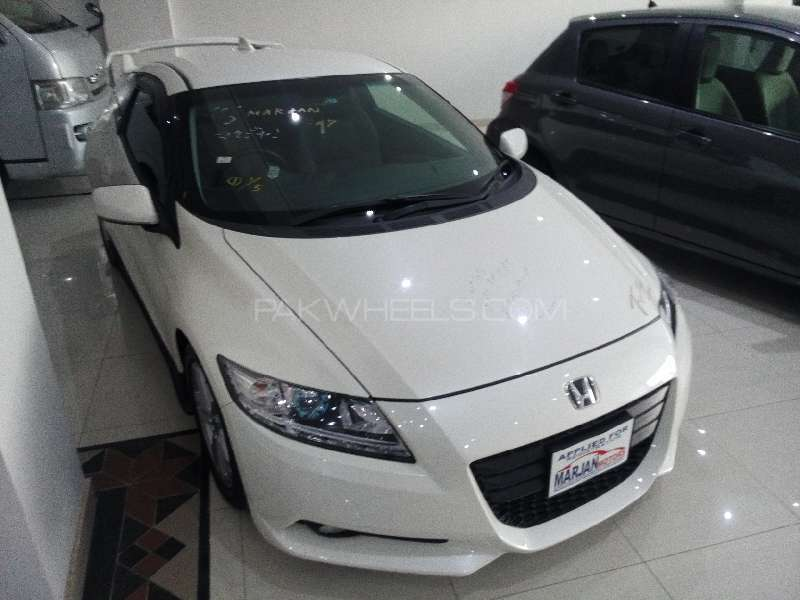 Honda CR-Z Sports Hybrid Alpha 2012 Image-3
