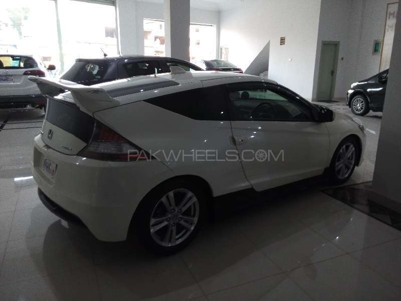 Honda CR-Z Sports Hybrid Alpha 2012 Image-6