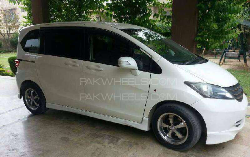 Honda Freed G L PACKAGE 2008 Image-5