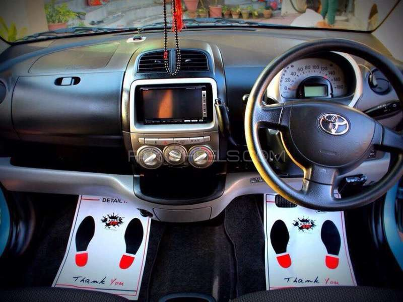 Toyota Passo G 1.0 2007 Image-2