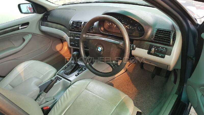 BMW 3 Series 316i 2004 Image-5