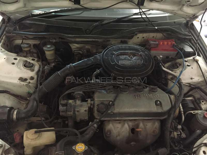 Honda Civic EX 1994 Image-5