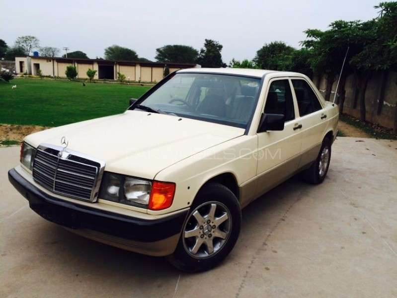 Mercedes benz d series 1988 for sale in jehlum pakwheels for 1988 mercedes benz