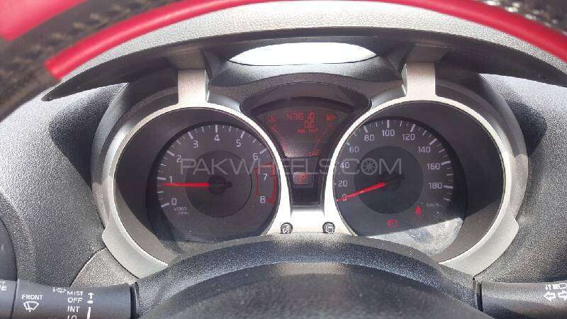 Nissan Juke 15RX Premium Personalize Package 2010 Image-7