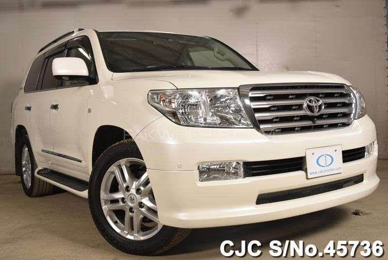 Toyota Land Cruiser ZX 2011 Image-7