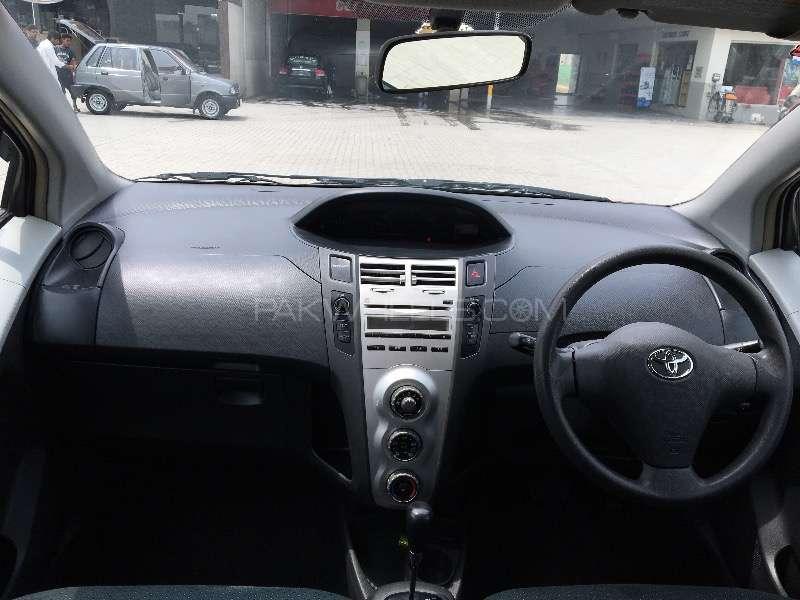 Toyota Vitz B 1.0 2006 Image-7