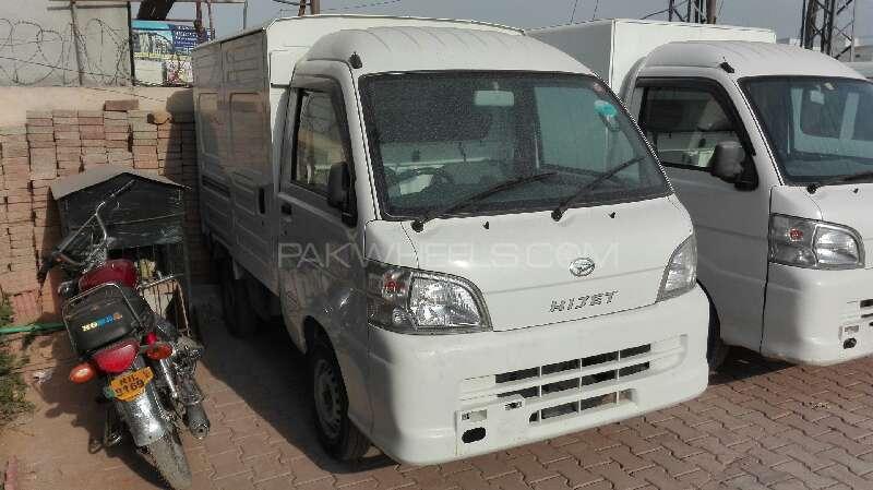 Daihatsu Hijet Basegrade 2010 Image-3