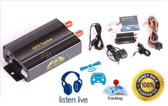 GPS GSM Car Tracker 103B & 303G ANTI THEFT GSM Image-1