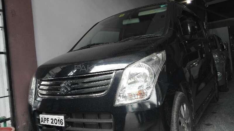 Suzuki Wagon R Limited 2012 Image-3