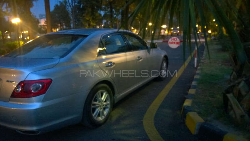 Toyota Mark X 250G F Package 2006 Image-5