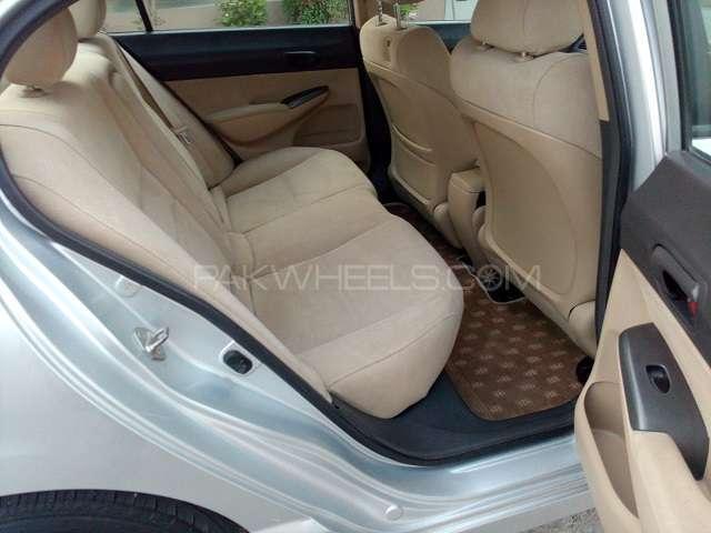 Honda Civic VTi Oriel Prosmatec 1.8 i-VTEC 2009 Image-7