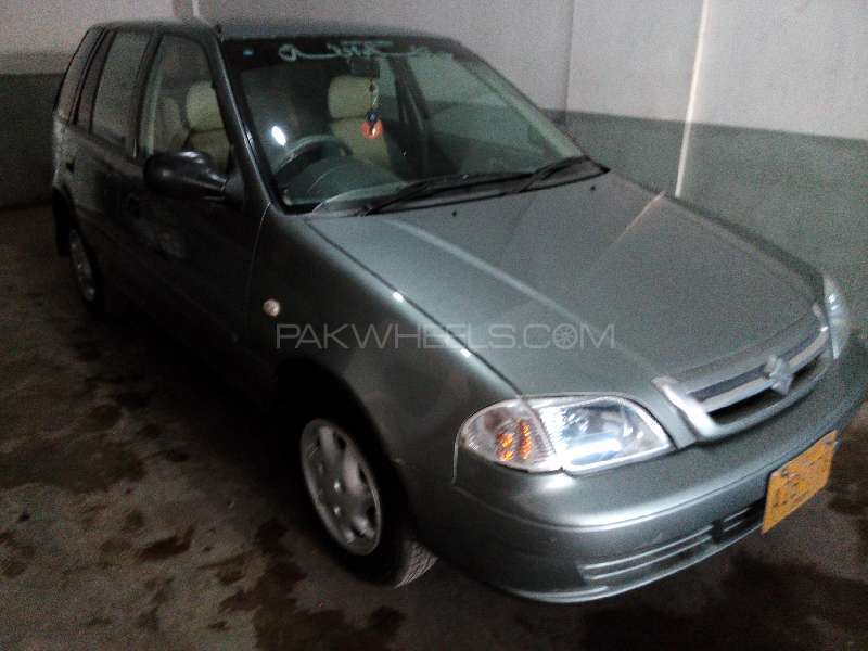 Suzuki Cultus Euro II (CNG) 2013 Image-2