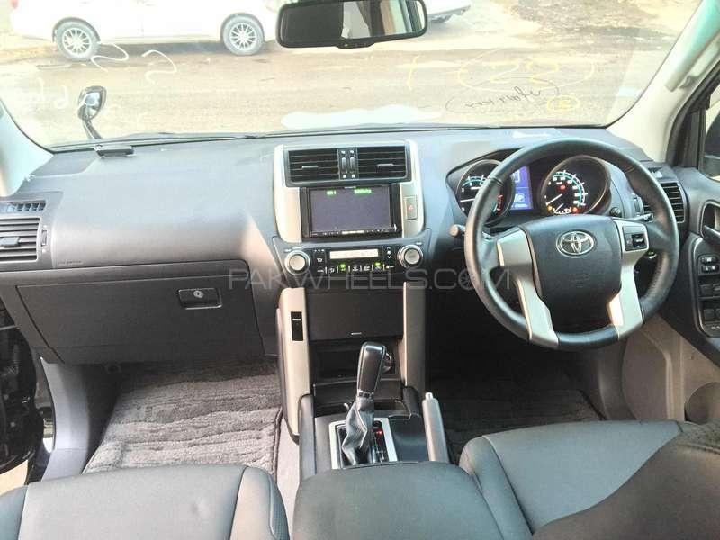 Toyota Prado TX Limited 2.7 2012 Image-11