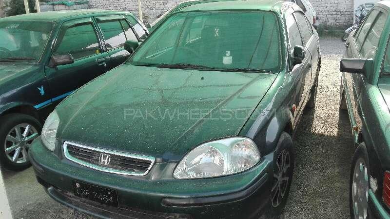 Honda Civic EXi Automatic 1997 Image-3