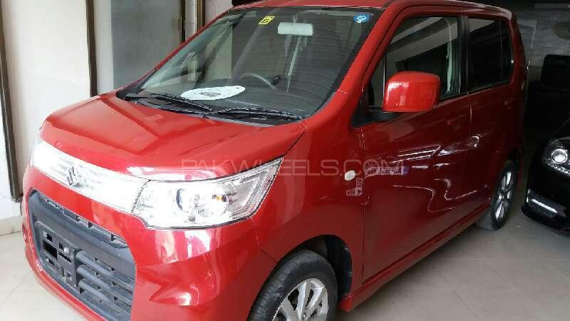 Suzuki Wagon R Stingray 2013 Image-2