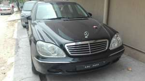 Mercedes Benz S Class S 320 1999 for Sale in Lahore