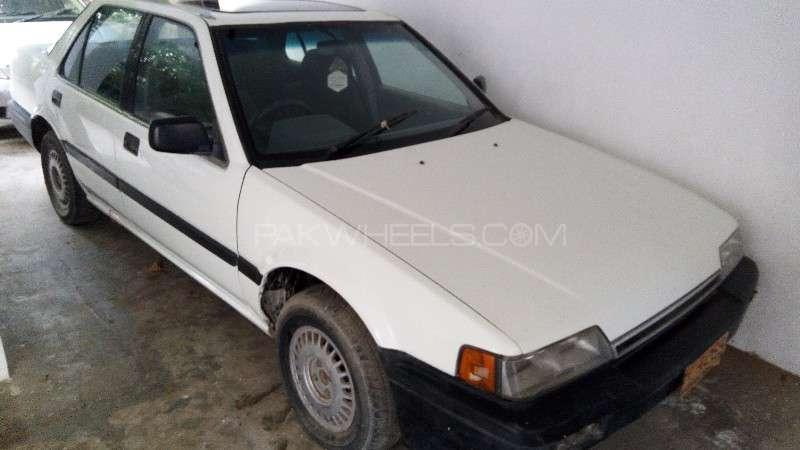 Honda Accord 1989 Image-1