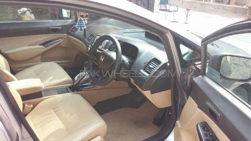 Honda Civic VTi Oriel Prosmatec 1.8 i-VTEC 2007 Image-4