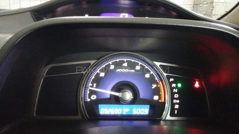 Honda Civic VTi Oriel Prosmatec 1.8 i-VTEC 2007 Image-6