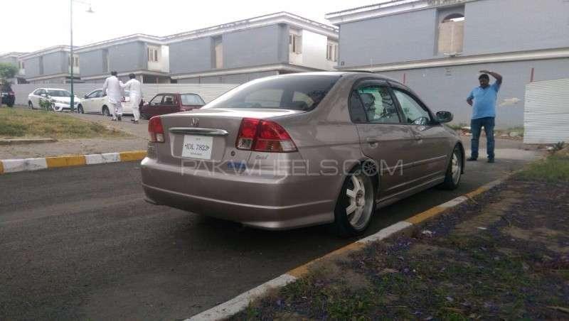 Honda Civic VTi Oriel Prosmatec 1.6 2002 Image-7
