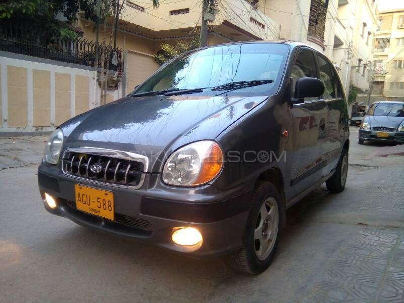 Hyundai Santro Exec 2004 Image-2